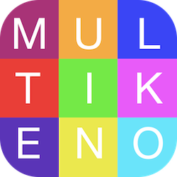 Multi-Keno for iPhone